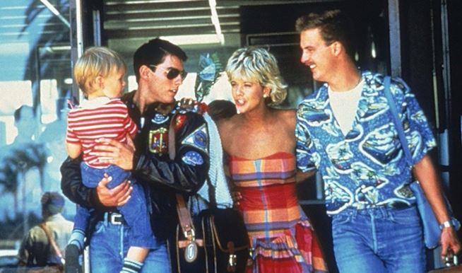 Top Gun 2, il figlio di Goose tra i protagonisti del sequel con Tom Cruise