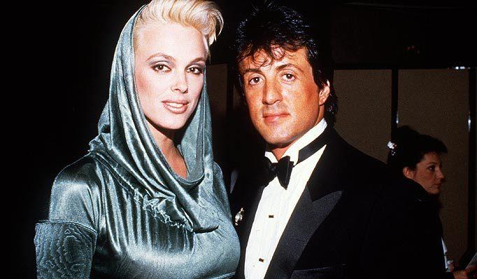 Brigitte Nielsen difende Stallone dalle accuse di molestie sessuali