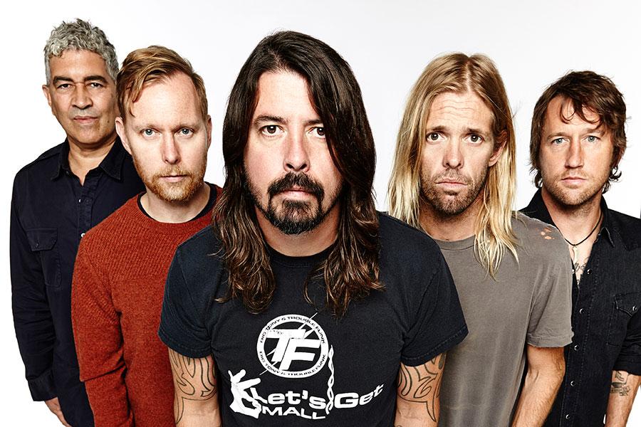 I Foo Fighters tornano in Italia!