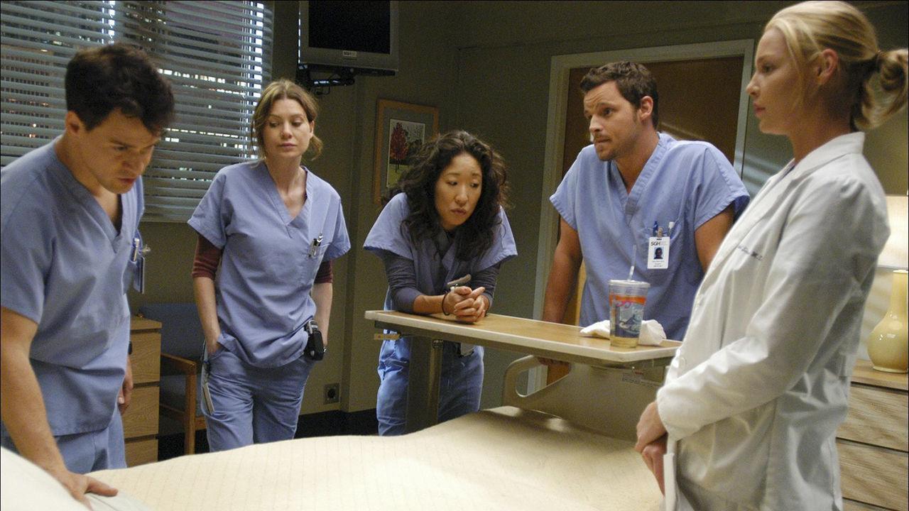 GREY'S ANATOMY: Izzie, George e Cristina torneranno nel 300°episodio in una…strana forma