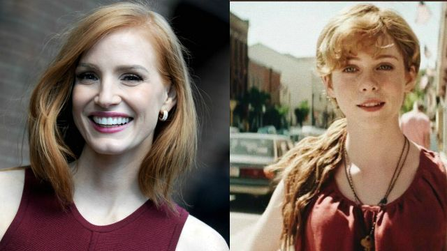 It: Jessica Chastain vorrebbe interpretare Bev adulta nella seconda parte!