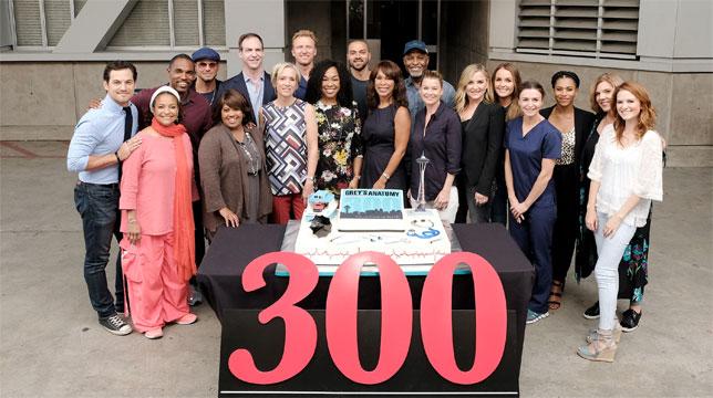 300 episodi di Grey's Anatomy: Il video delle celebrazioni!