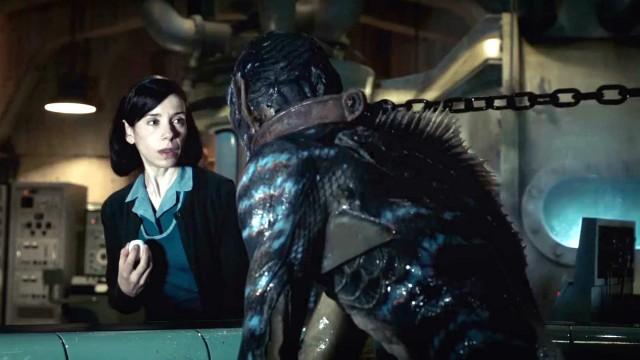 The Shape of Water: il trailer red band del film di Guillermo Del Toro