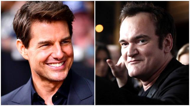 Quentin Tarantino vorrebbe Tom Cruise nel suo nuovo film!