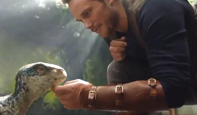 Jurassic World 2: il regista ci regala le primissime immagini video!