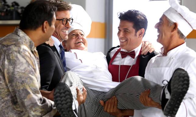 Natale da Chef: il trailer del film di Neri Parenti con Massimo Boldi