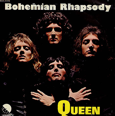 "21-11-1975 : i Queen lanciano ""A night at the opera"" l'album che contiene BOHEMIAN RHAPSODY"