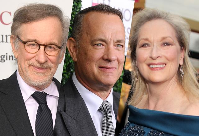The Post: primo trailer per il nuovo film di Steven Spielberg