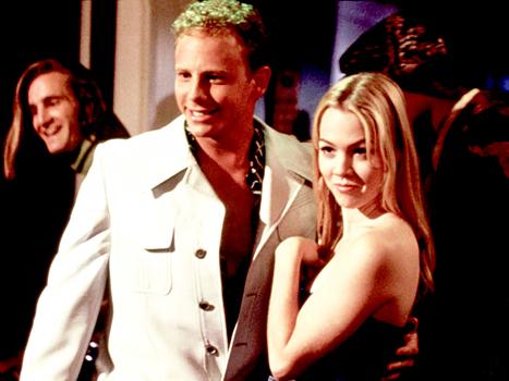 STEVE e KELLY si riuniscono : piccola reunion per Beverly Hills 90210