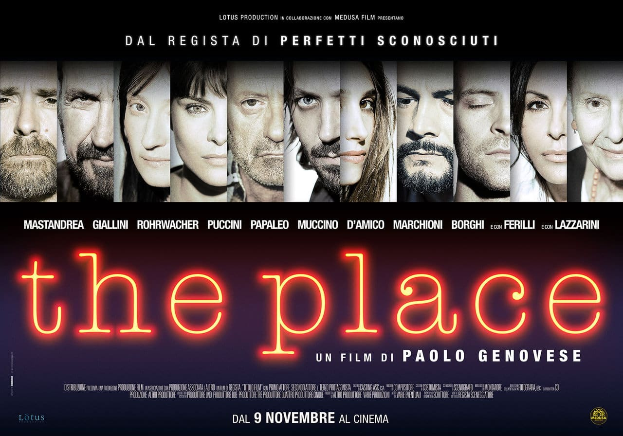 THE PLACE : LA RECENSIONE
