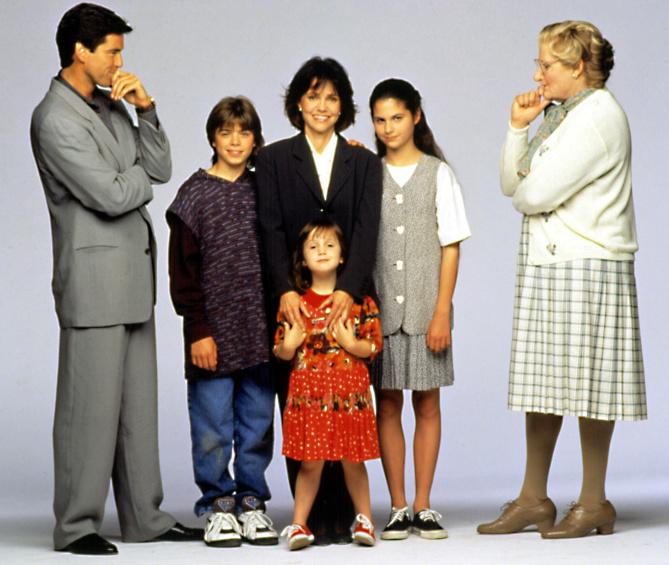 Che fine hanno fatto gli attori di MS DOUBTFIRE?