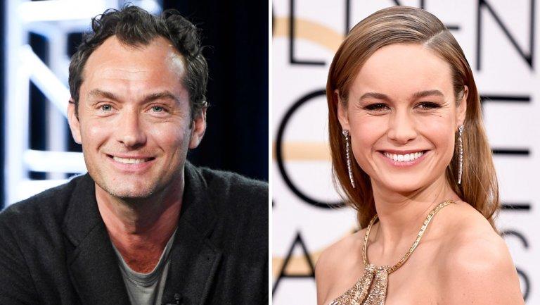 """""""Captain Marvel"""": Jude Law in trattative per entrare nel cast"""