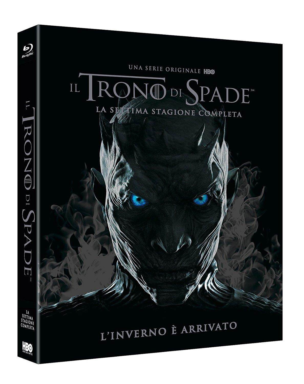 """Homevideo Warner Bros: recensione blu-ray """"IL TRONO DI SPADE-STAGIONE 7"""