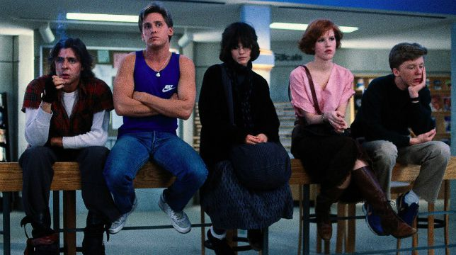 The Breakfast Club: una scena tagliata mai vista