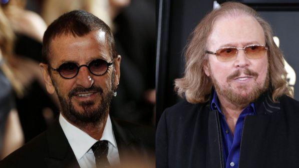 "Gran Bretagna: Ringo Starr e Barry Gibb diventano ""Sir""!"