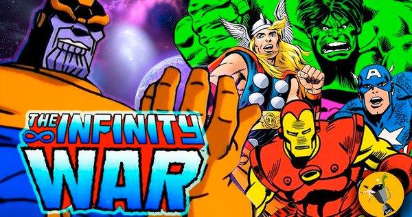"""""""Avengers: Infinity War"""": ecco la versione anni 90 del trailer più visto nella storia"""