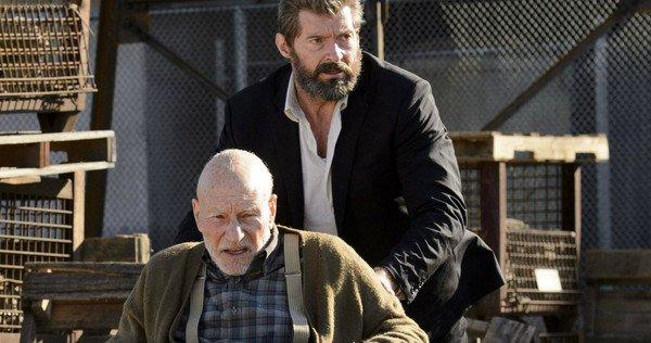 Hugh Jackman and Patrick Stewart riuniti!