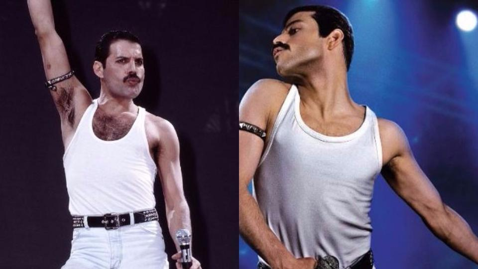 Interrotte le riprese del biopic di Freddie Mercury