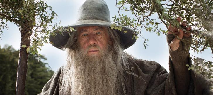 """Ian McKellen vuole interpretare Gandalf nella serie tv de """"Il Signore degli Anelli"""""""