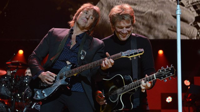 BON JOVI: REUNION RIUNITI PER LA ROCK AND ROLL HALL OF FAME?