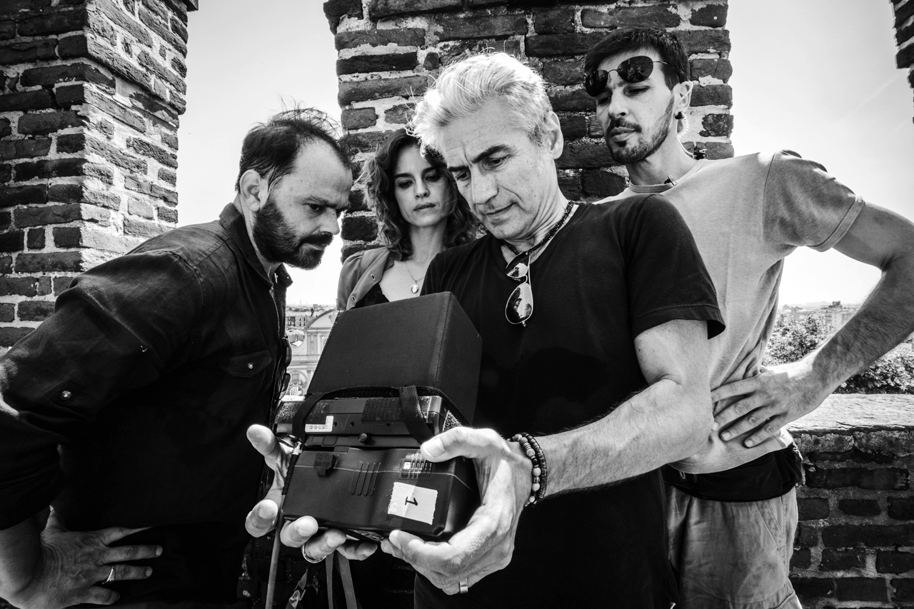 """LIGABUE TORNA AL CINEMA CON STEFANO ACCORSI IN """"MADE IN ITALY"""" ( VIDEOINTERVISTE)"""