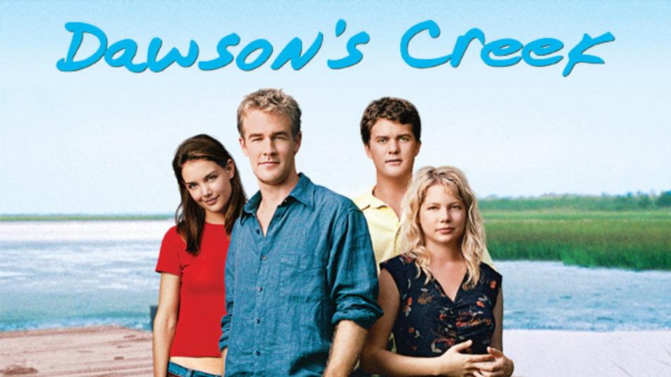 DAWSON'S CREEK COMPIE 20 ANNI