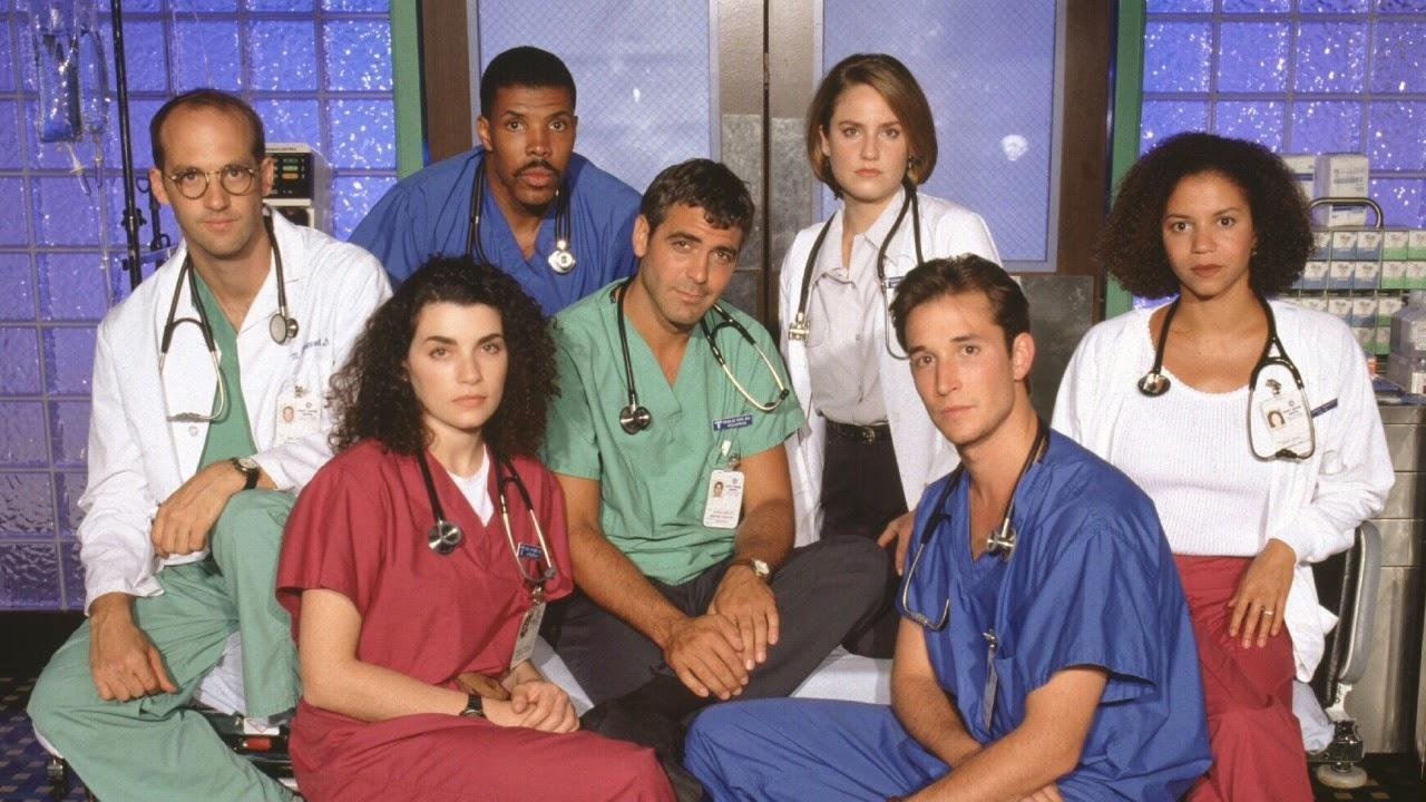 """""""E.R. – Medici in prima linea"""", come sono gli attori oggi?"""