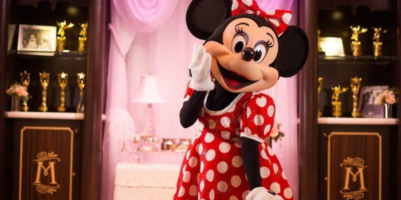 Minnie riceverà la stella nella Walk Of Fame per il suo 90° anniversario
