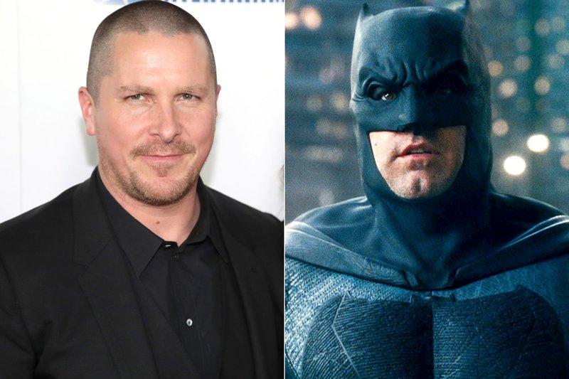 Christian Bale non è fan dei film sui supereroi e non ha ancora visto il Batman di Ben Affleck