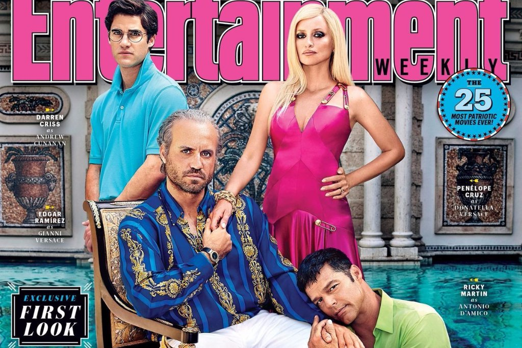 """""""L'Assassinio di Gianni Versace"""" su Fox Crime: foto e trailer"""