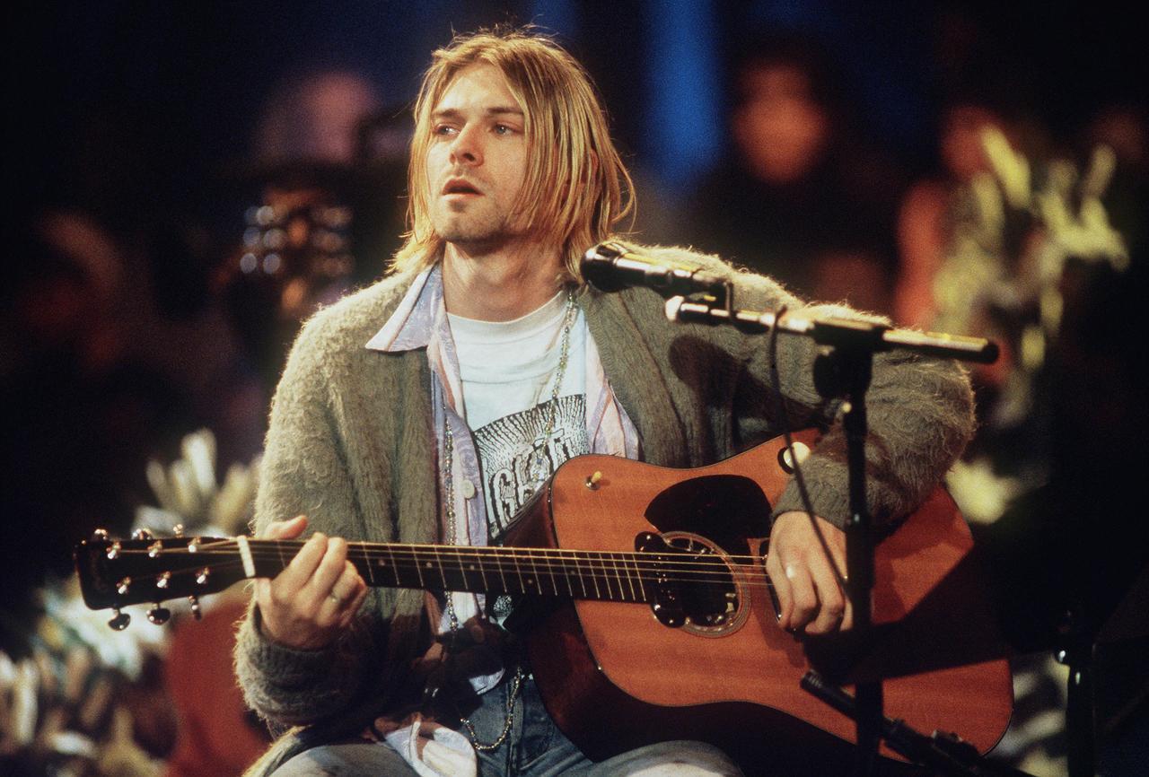 20/02/1967: nasceva Kurt Cobain