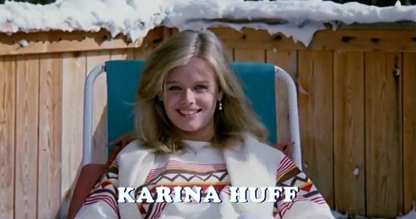 Karina Huff: il ricordo dell'attrice che oggi avrebbe compiuto 59 anni