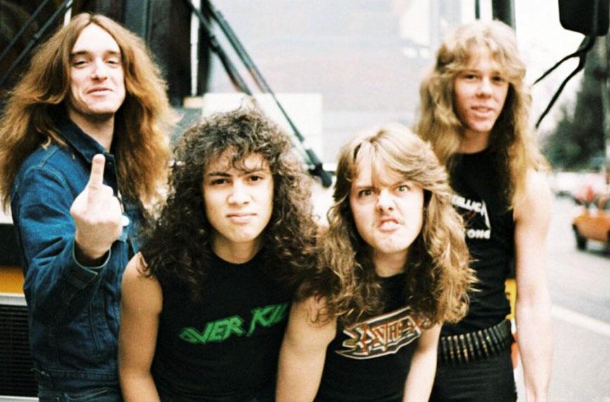 I Metallica cantano un brano di Vasco Rossi a Torino!