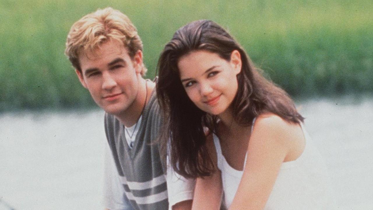 Katie Holmes posta una foto nostalgica di 20 anni fa ai tempi di Dawson's Creek