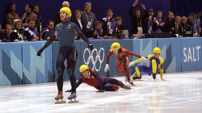 Olimpiadi invernali: la storia di Bradbury caddero tutti, lui vinse l'oro