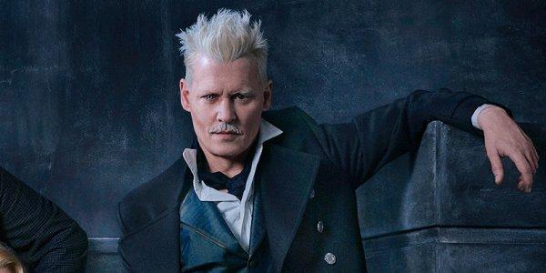 """Johnny Depp licenziato dalla Warner Bros: non sarà più Grindelwald in """"Animali Fantastici 3"""""""