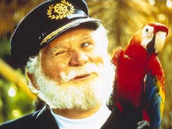 Capitan Findus compie 50 anni