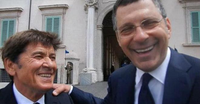 L'ultimo saluto dei cantanti a Fabrizio Frizzi