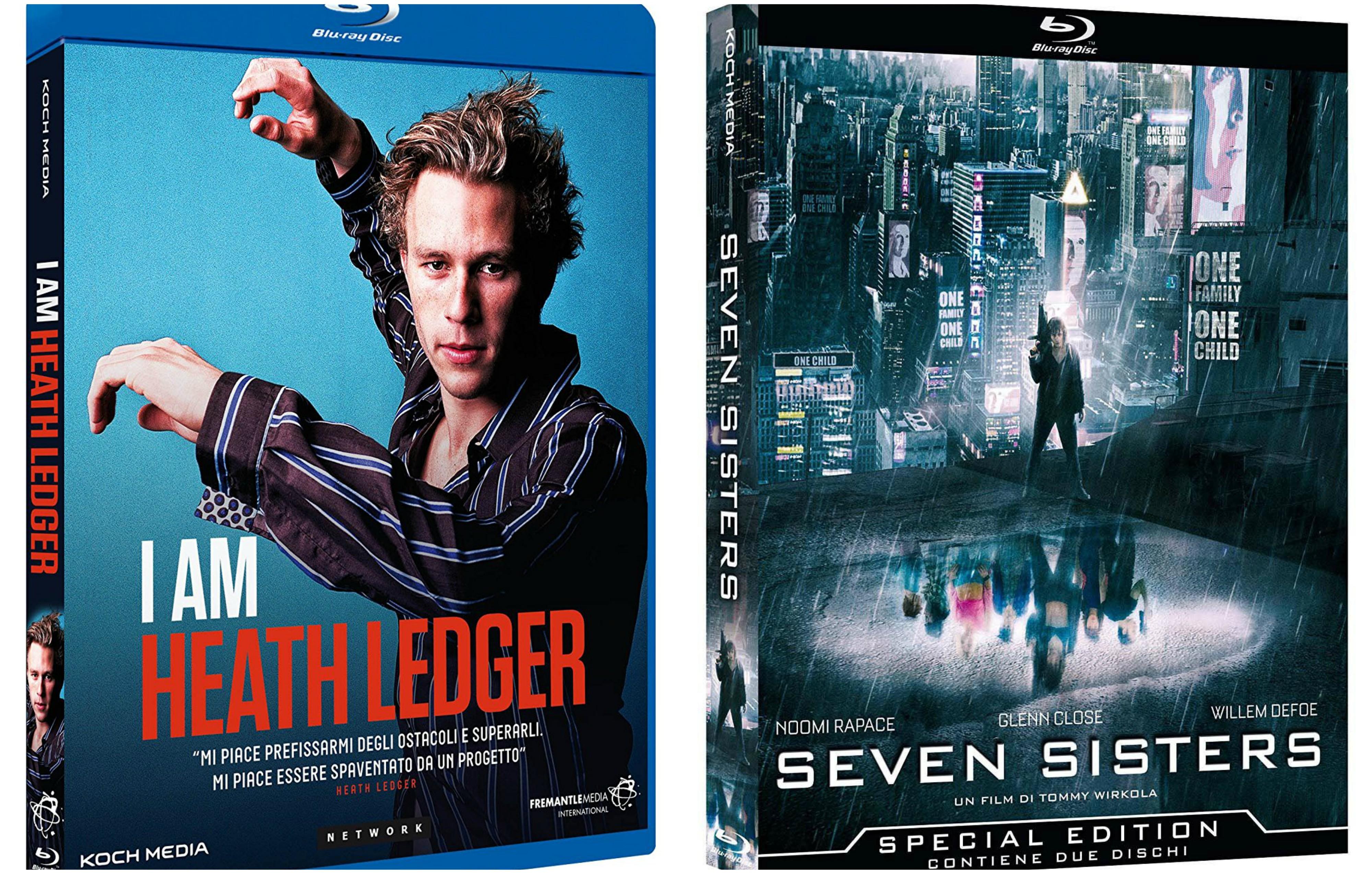 Homevideo mese di marzo, nuovi titoli in Blu-ray!