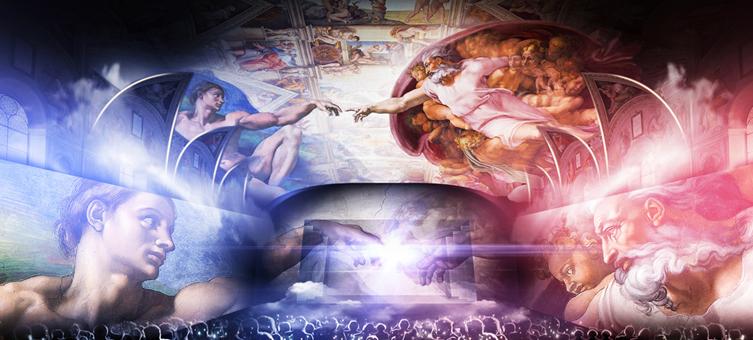 GIUDIZIO UNIVERSALE – Lo spettacolo a Roma sulla Cappella Sistina