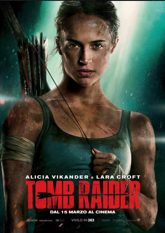 """""""TOMB RAIDER"""" – LA RECENSIONE"""