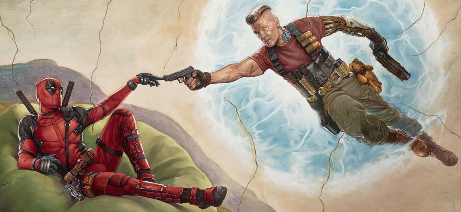DEADPOOL 2  – Nuovo trailer