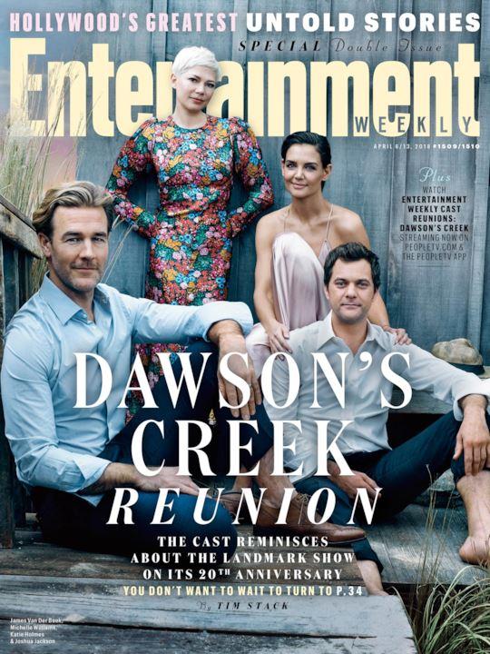 Dawson's Creek: il cast riunito per i 20 anni della serie!