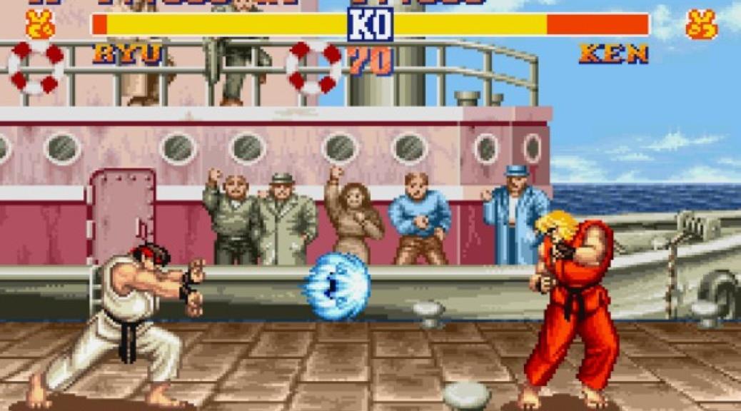 Annunciata una serie televisiva su Street Fighter