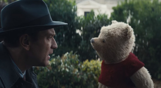 """Christopher Robin"": primo trailer ufficiale del live action Disney su Winnie The Pooh (video)"