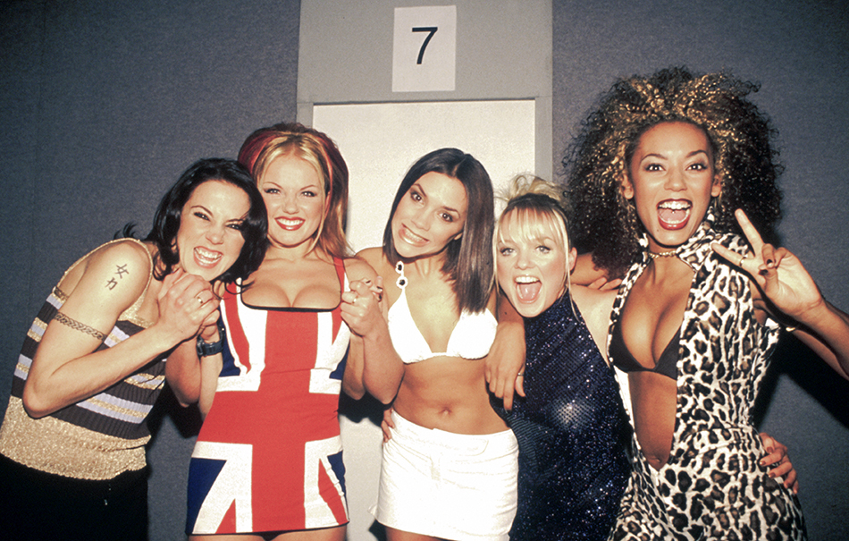LE SPICE GIRLS SI RIUNISCONO PER UN FILM