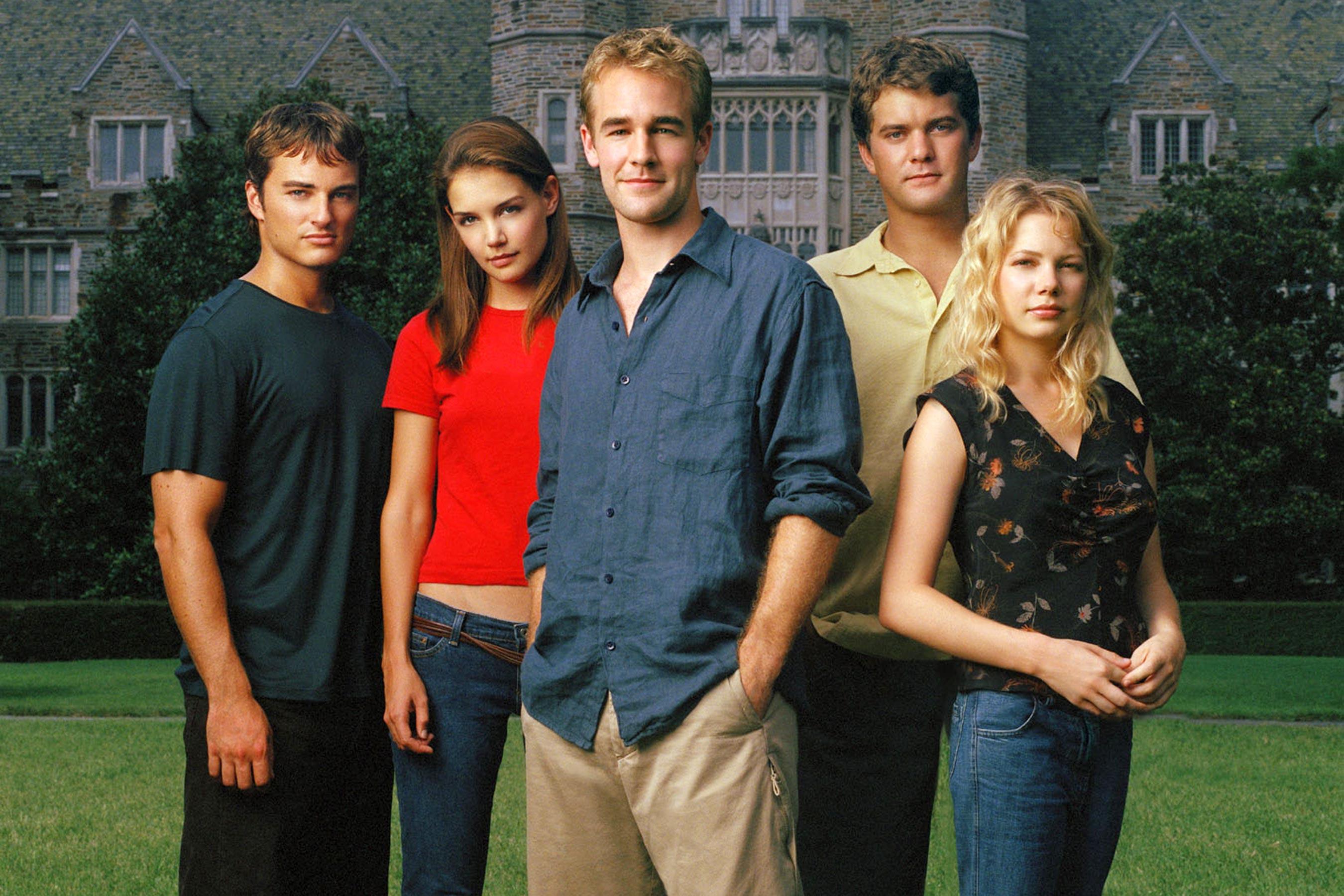 Reunion di Dawson's Creek: ecco dove sarebbero oggi Dawson, Joey e Pacey