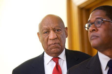 Molestie: Bill Cosby colpevole