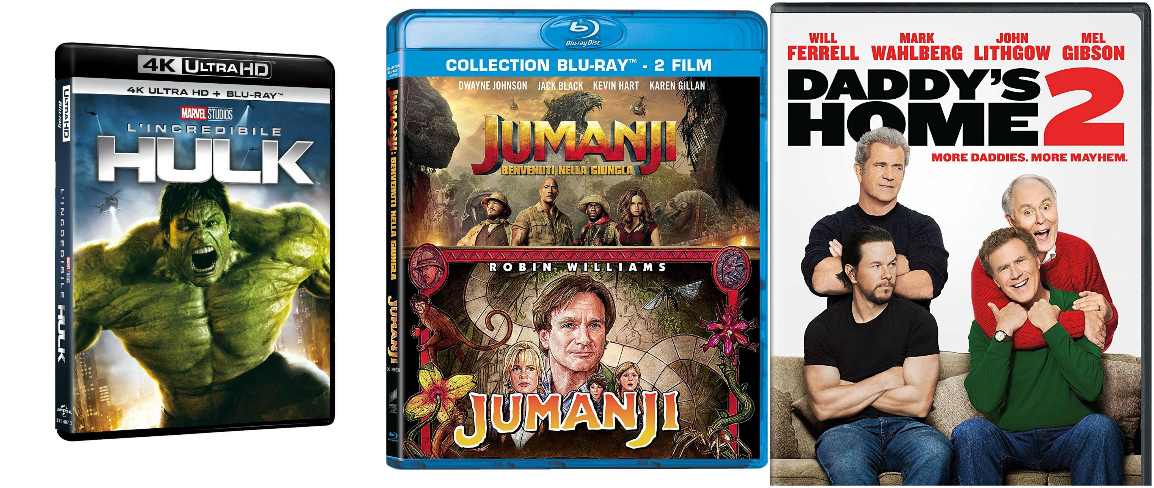 Home video Universal: uscite DVD e Blu-ray di aprile