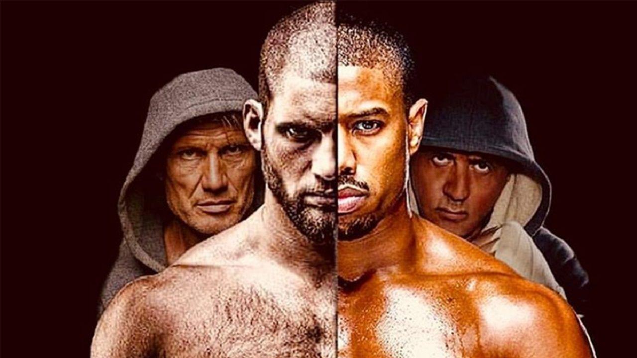 Creed II: ecco 4 nuovi spot in italiano con Michael B. Jordan e Sylvester Stallone